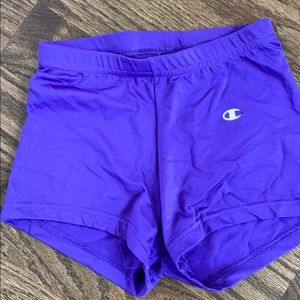 Size xs champion workout short